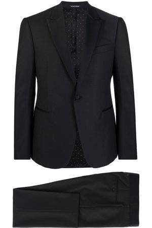Emporio Armani Men Suits - Single-breasted tailored suit
