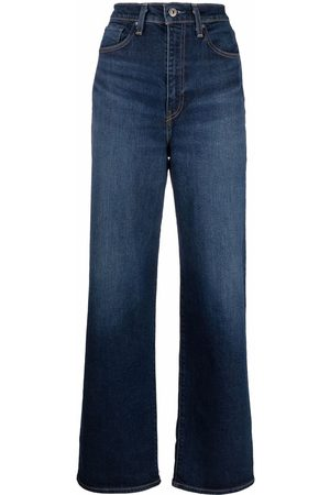 Levi's Wide-leg high-waisted jeans