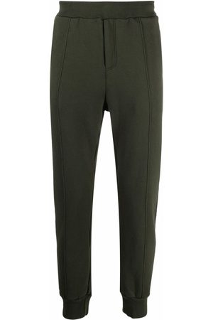 UNDERCOVER Slip-on cotton track trousers