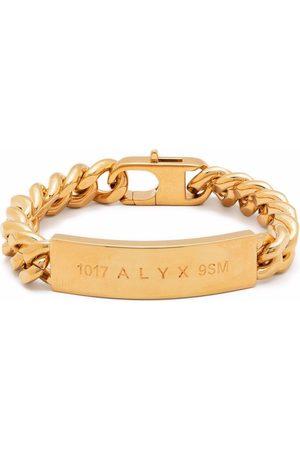 1017 ALYX 9SM Engraved ID bracelet