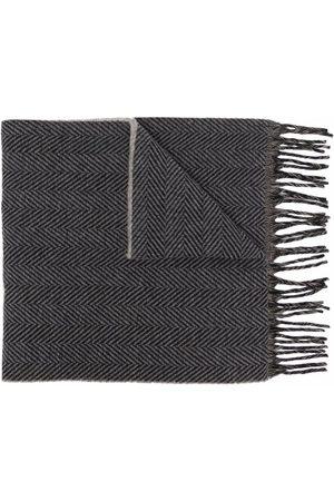 Emporio Armani Logo lettering scarf