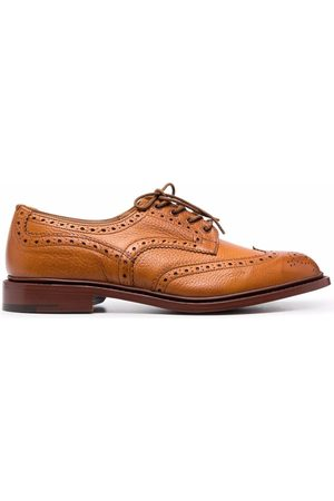 TRICKERS Men Brogues - Detailed leather brogues