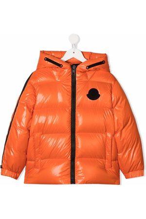 Moncler Enfant Boys Puffer Jackets - Idil padded hooded jacket