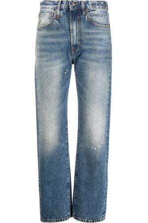 R13 Women Slim - Courtney slim cropped jeans