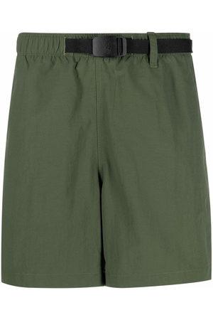 Polo Ralph Lauren Men Shorts - Slide-buckled straight-leg shorts