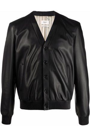 Bally Men Leather Jackets - Faux-leather jacket