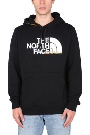 "The North Face Felpa con stampa logo ""pixel"""