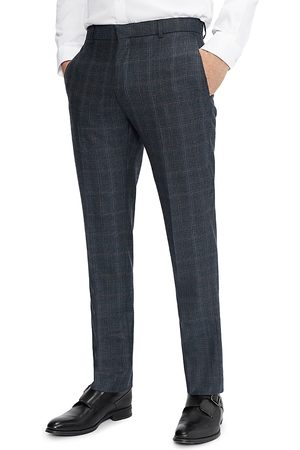Ted Baker Slim Fit Check Suit Trouser