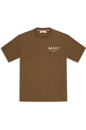 Bally Classic Logo Tee
