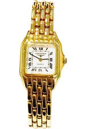 Longines Yellow watch