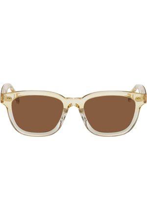 RAEN Yellow Myles Sunglasses