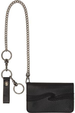 Nudie Jeans Men Wallets - Leather Alfredsson Chain Wallet
