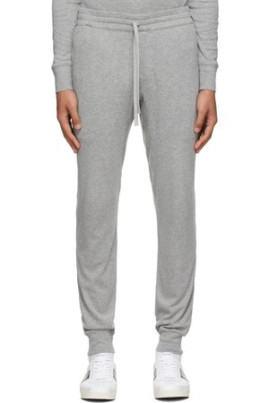 Tom Ford Men Sweats - Grey Regular-Fit Lounge Pants