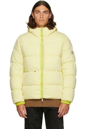 Moncler Men Jackets - Yellow Paviot Jacket