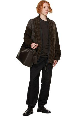 MARSÈLL Men Luggage - Brown Borsona Duffle Bag
