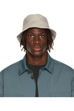 Loro Piana Men Hats - Grey Cityleisure Bucket Hat