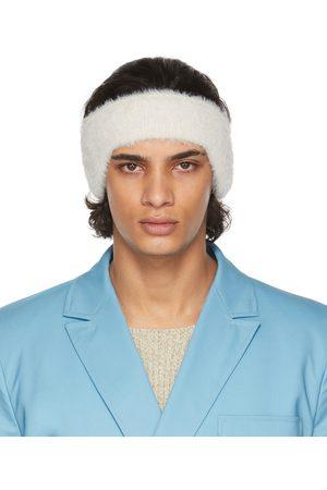 Jacquemus Men Headbands - La Montagne 'Le Bandeau Neve' Headband