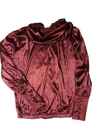Boohoo Silk top