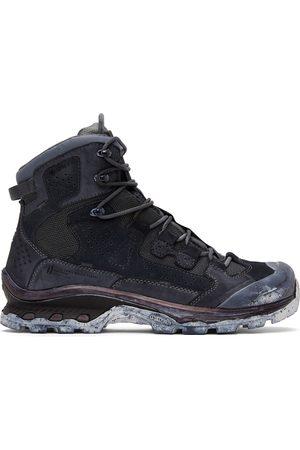 11 BY BORIS BIDJAN SABERI Men Boots - Navy Salomon Edition Boot2 GTX Boots