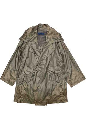 Issey Miyake Synthetic Coat