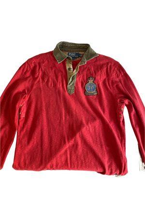 Polo Ralph Lauren Polo ajusté manches longues polo shirt