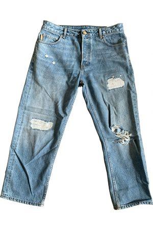 Ganni Spring Summer 2020 boyfriend jeans
