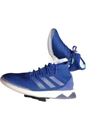 adidas PureBOOST cloth high trainers