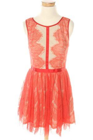 Forever Unique Lace mid-length dress