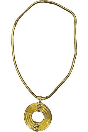 LARA Yellow necklace