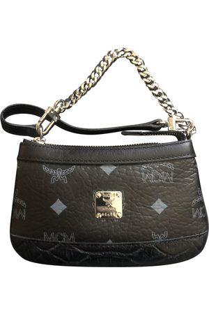 MCM Leather clutch bag