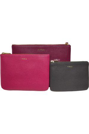 Furla Leather clutch bag