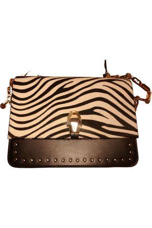 Cavalli Class Pony-style calfskin handbag