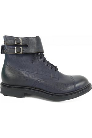 EDWARD GREEN Leather boots