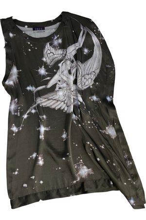 IRFÉ Silk mini dress