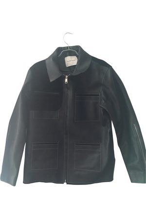 Filling pieces Leather jacket