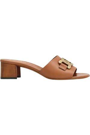 HYKE Cloth sandals