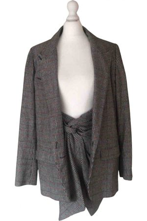 Isabel Marant Tweed skirt suit