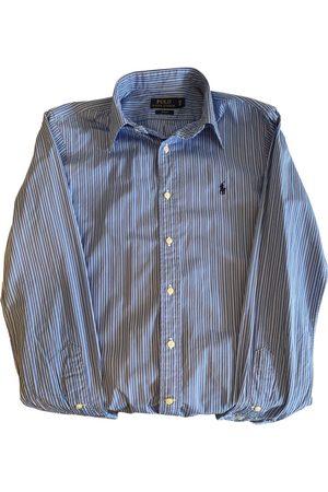 Polo Ralph Lauren Polo cintré manches longues shirt
