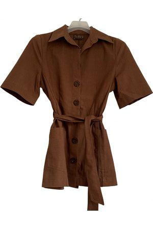 Albus Lumen Linen tunic
