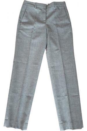Loewe Wool slim pants