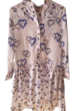 Sandro Spring Summer 2021 silk mini dress