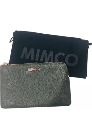 Mimco Leather clutch bag