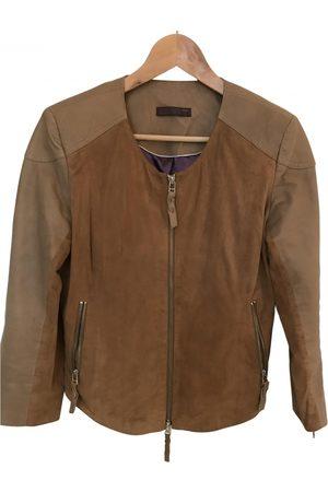 DNA Leather biker jacket