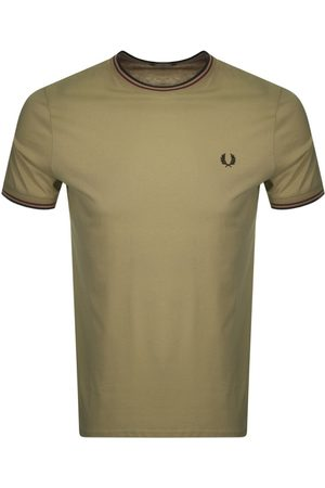Fred Perry Twin Tipped T Shirt