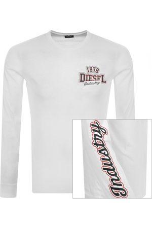 Diesel Men Long Sleeve - T Diegos Long Sleeve T Shirt