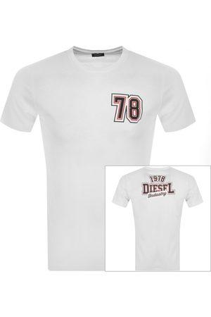 Diesel Men Short Sleeve - T Diegos K27 Short Sleeved T Shirt