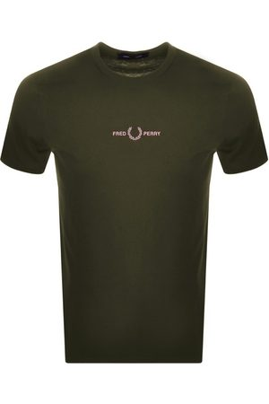 Fred Perry Logo T Shirt
