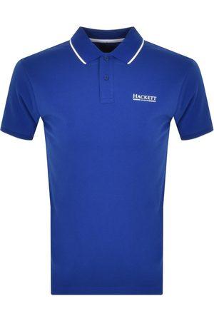 Hackett Men Polo Shirts - Logo Polo T Shirt