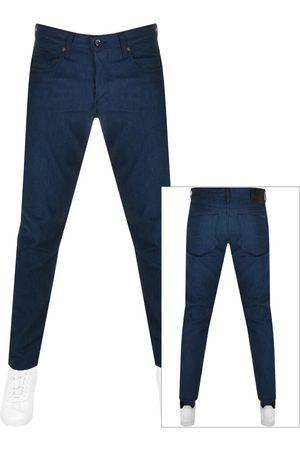G-Star Men Straight - Raw 3301 Straight Tapered Jeans