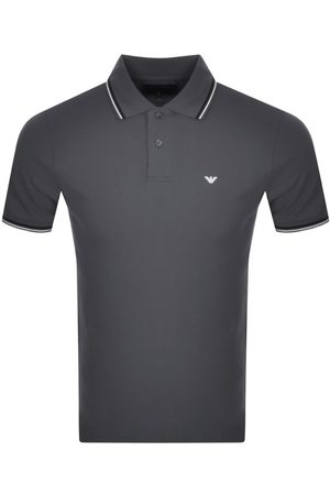 Armani Men Short Sleeve - Emporio Short Sleeved Polo T Shirt